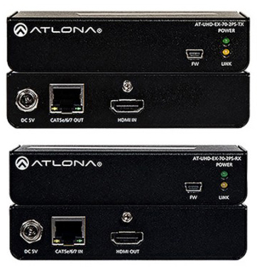 Atlona AT-UHD-EX-70-2PS